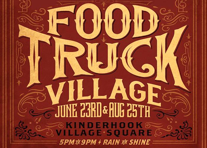 Food Truck Village Kinderhook Ny